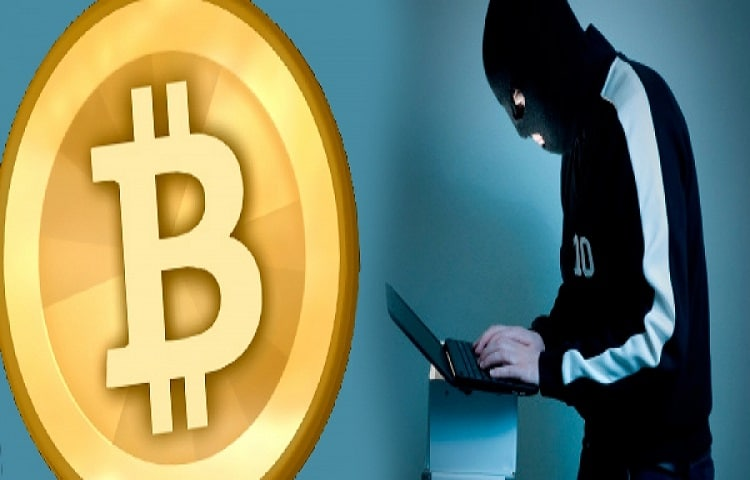 estafadores del bitcoin