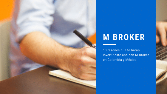 m broker colombia mexico