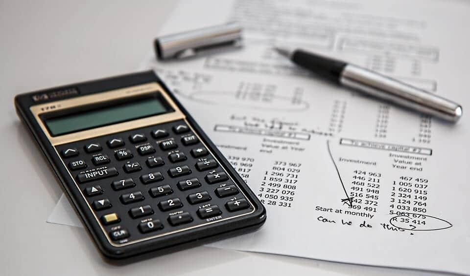 Cuentas y calculadoras